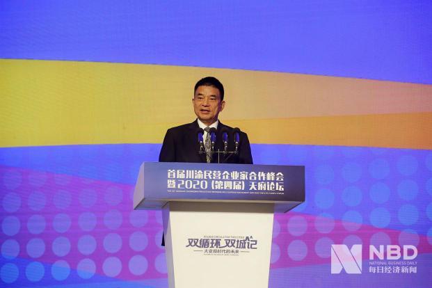 新希望集团刘永好:新希望股票涨跌很正常,整个养猪行业都在调整